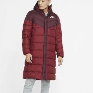 Sportswear Windrunner Down Fill Men's Hooded Puffe